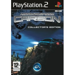 NEED FOR SPEED CARBON COLLECTOR SUR PLAYSTATION 2