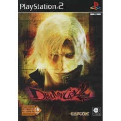 DEVIL MAY CRY 2 COMPLET SUR PLAYSTATION 2