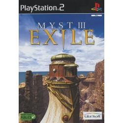 MYST 3 EXILE COMPLET SUR PLAYSTATION 2