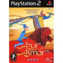 AZUR ET ASMAR COMPLET SUR PLAYSTATION 2