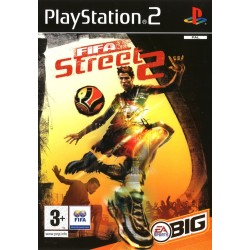 FIFA STREET 2 COMPLET SUR PLAYSTATION 2