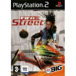 FIFA STREET COMPLET SUR PLAYSTATION 2