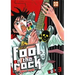 FOOL ON THE ROCK TOME 3