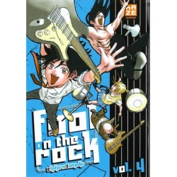 FOOL ON THE ROCK TOME 4