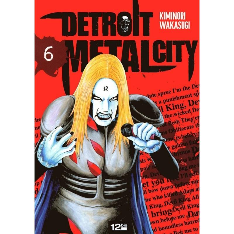 DETROIT METAL CITY TOME 6