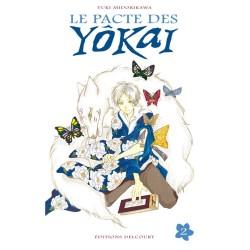 LE PACTE DES YOKAI TOME 2