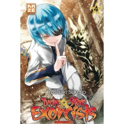 TWIN STAR EXORCISTS TOME 4