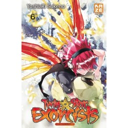 TWIN STAR EXORCISTS TOME 6