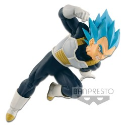 FIGURINE DRAGON BALL SUPER MOVIE ULTIMATE SOLDIERS SSGSS VEGETA 20 CM