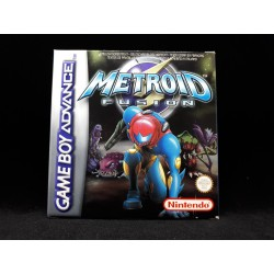 METROID FUSION COMPLET MINT