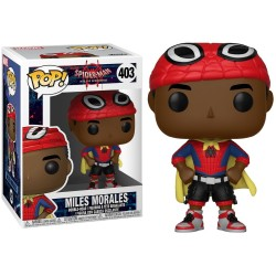FUNKO POP! MILES MORALES WITH CAPE N°403