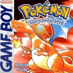 POKEMON ROUGE COMPLET