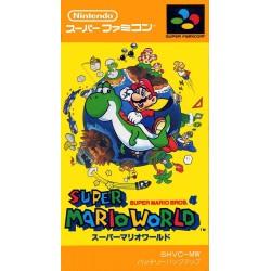 SUPER MARIO WORLD JAP COMPLET ETAT CORRECT