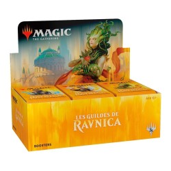 BOOSTER MAGIC THE GATHERING LES GUILDES DE RAVNICA