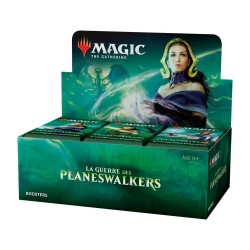 BOOSTER MAGIC THE GATHERING LA GUERRE DES PLANESWALKERS
