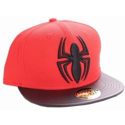 CASQUETTE SPIDER-MAN BLACK SPIDER