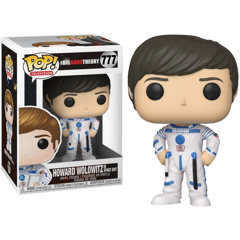 FUNKO POP! HOWARD WOLOWITZ N°777