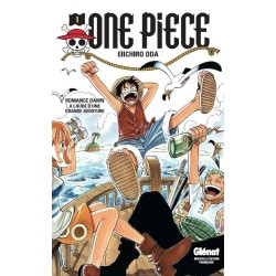 ONE PIECE TOME 1 NOUVELLE EDITION
