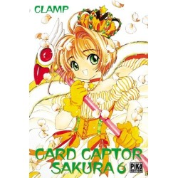 CARD CAPTOR SAKURA TOME 6