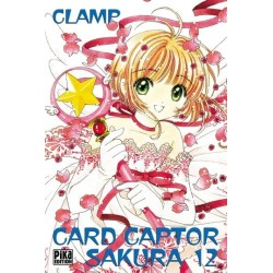 CARD CAPTOR SAKURA TOME 12