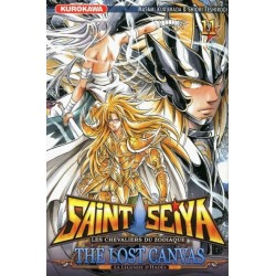 SAINT SEIYA THE LOST CANVAS TOME 11