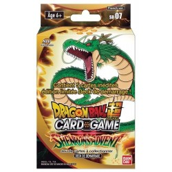 DECK DE DEMARRAGE SHENRON'S ADVENT
