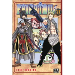 FAIRY TAIL TOME 31