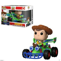 FUNKO POP WOODY WITH RC N°56