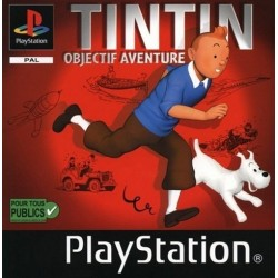 TINTIN OBJECTIF AVENTURE COMPLET