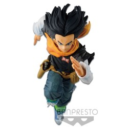 FIGURINE ANDROID 17 BWFC VOL 3