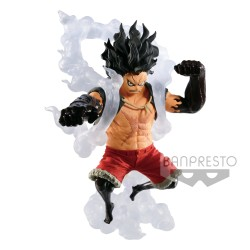 FIGURINE LUFFY THE SNAKEMAN KING OF ARTIST