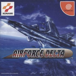 AIR FORCE DELTA AVEC NOTICE JAP