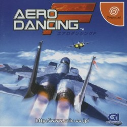 AERO DANCING F COMPLET AVEC SPIN CARD JAP