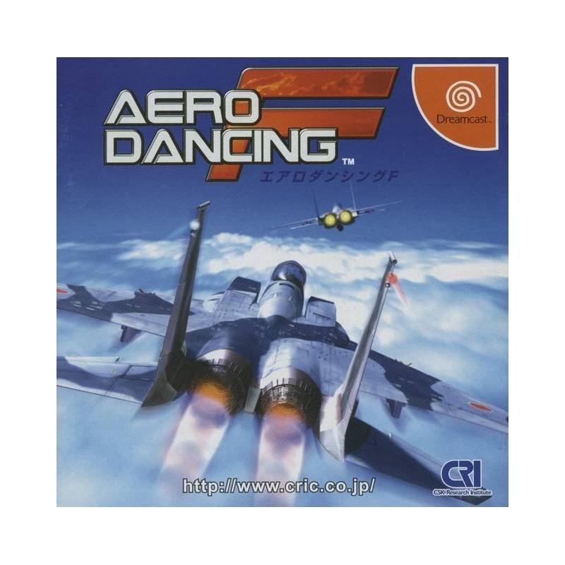 AERO DANCING F COMPLET AVEC SPIN CARD JAP