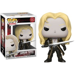 FUNKO POP! ADRIAN TEPES N°581