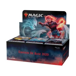 MAGIC THE GATHERING EDITION DE BASE 2020 BOOSTERS