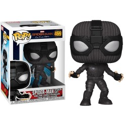 FUNKO POP FAR FROM HOME STEALTH SUIT SPIDERMAN 469