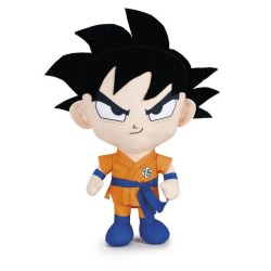 PELUCHE DRAGON BALL Z GOKU 28 CM