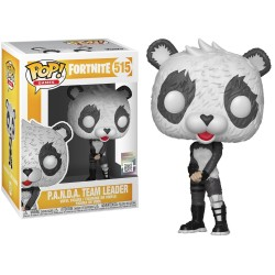 FUNKO POP! PANDA TEAM LEADER N°515