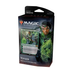 MAGIC THE GATHERING DECK DE PLANESWALKER EDITION DE BASE 2020 VIVIEN