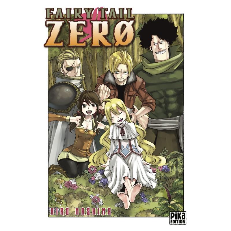 Fairy Tail Zero Manga Occasion Pas Cher
