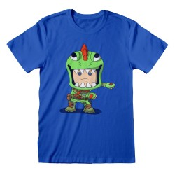 TSHIRT FORTNITE KIDS REX (7-8 ANS)
