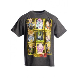 T-SHIRT (7-8 ANS) DRAGON BALL CHARACTERS