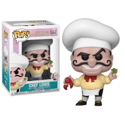 FUNKO POP! CHEF LOUIS N°567