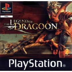 THE LEGEND OF DRAGOON COMPLET PAL FR