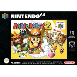 MARIO PARTY 2 COMPLET TBE EUR