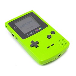 GAME BOY COLOR VERTE LOOSE