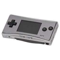 GAME BOY MICRO SILVER BOITE NOTICE