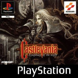CASTLEVANIA SYMPHONY OF THE NIGHT SANS NOTICE