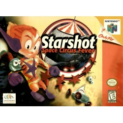 STARSHOT PANIQUE AU SPACE CIRCUS COMPLET TBE FRA